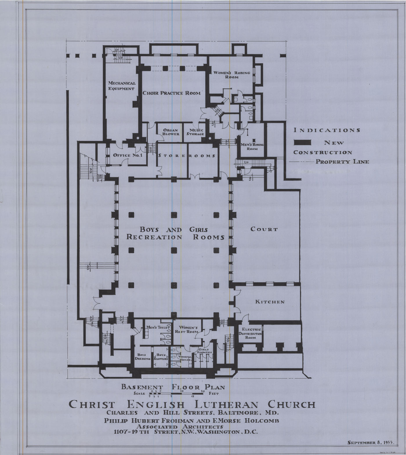 Philip Hubert Frohman Architectural Drawings at the National ...