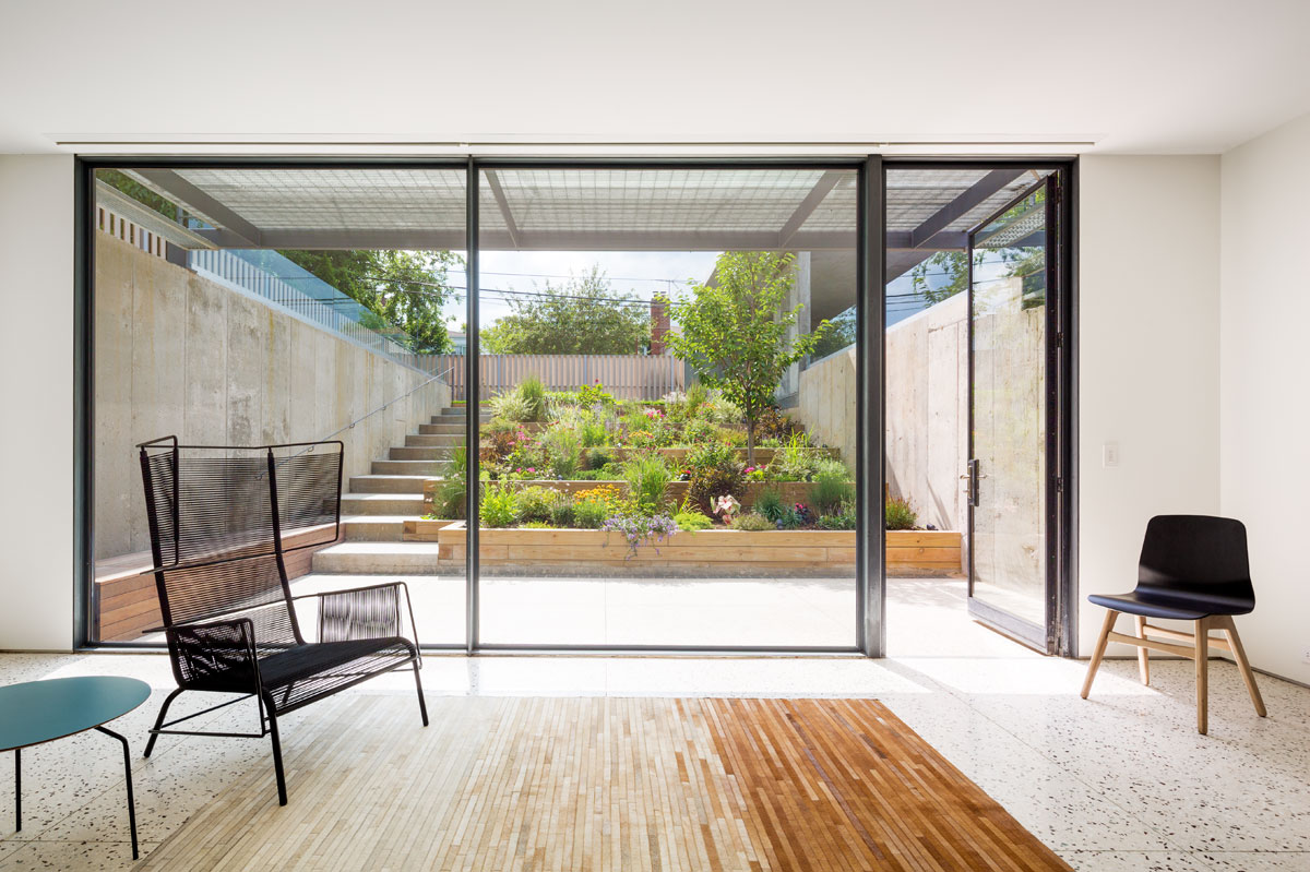 Three Independent But Interconnected Spaces Coexist Under One Roof. The  House Includes Two Sets Of Internal Staircases, ...