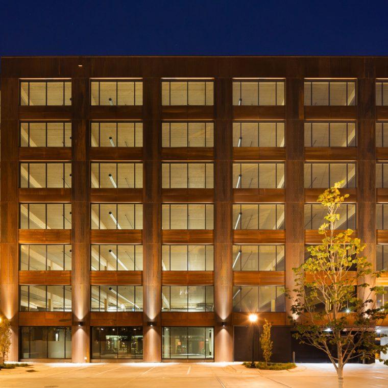 Michael Green Architecture's T3