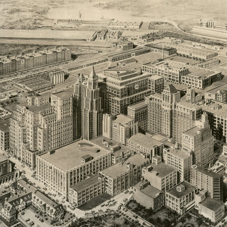 Turner City, 1929. National Building Museum Collection.