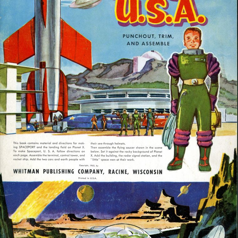 Spaceport USA. National Building Museum collection.