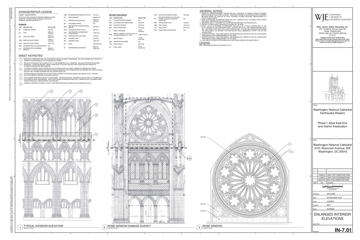 Washington Cathedral Main Floor Seating Plan 1993 Courtesy Of National Construction Archives Collection Building Museum