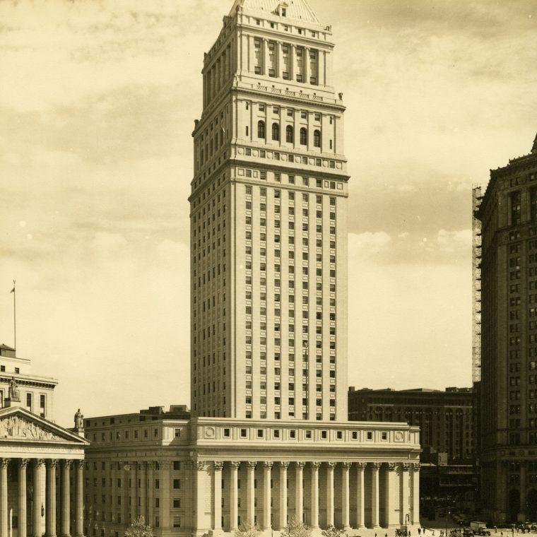 Wurts - NYC City Hall