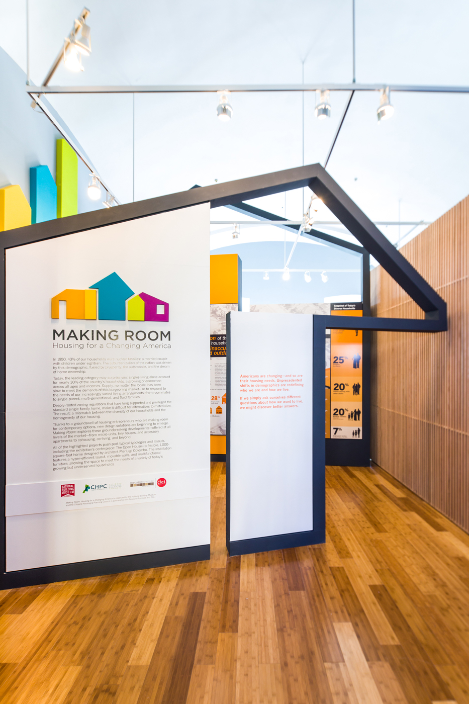 Flexible housing for a changing America @BuildingMuseum