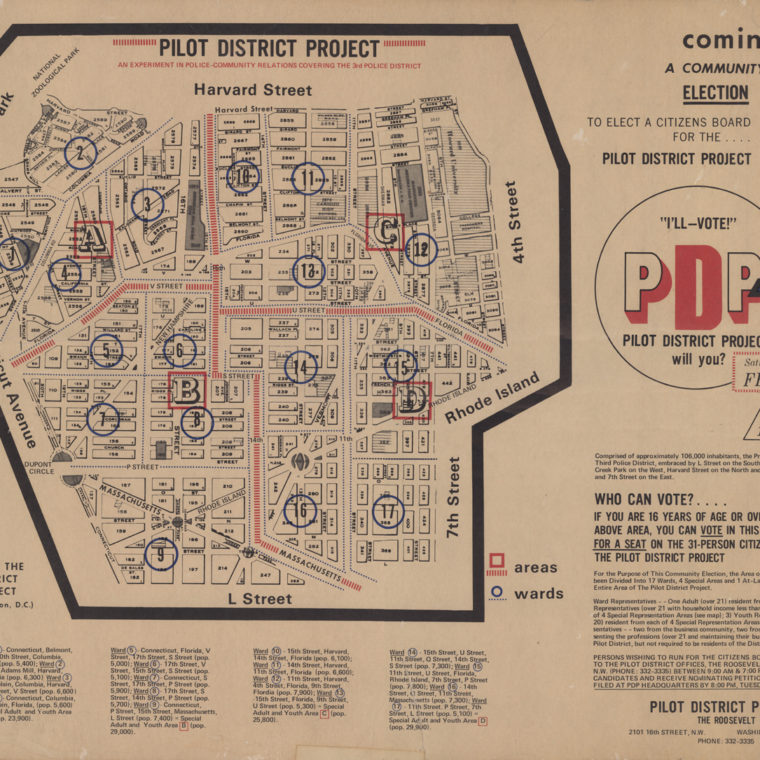 Pilot District Project Map