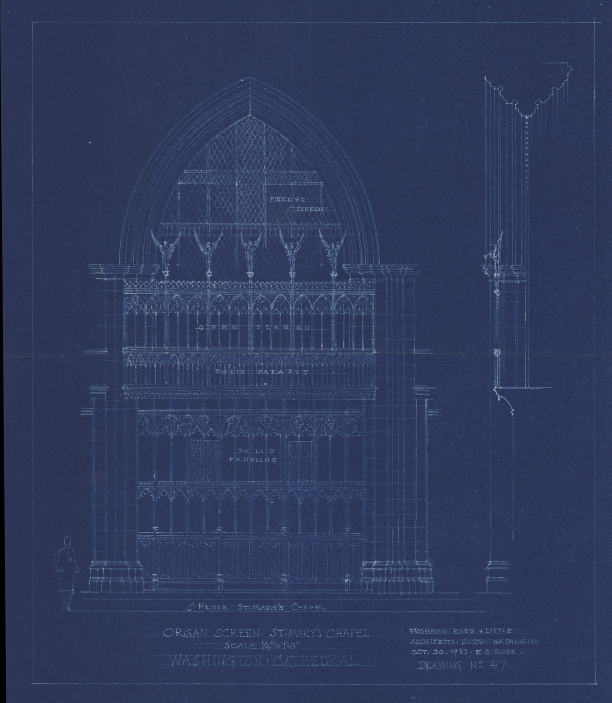 Collections highlight washington national cathedral national image of frohman robb and little blueprint malvernweather Image collections
