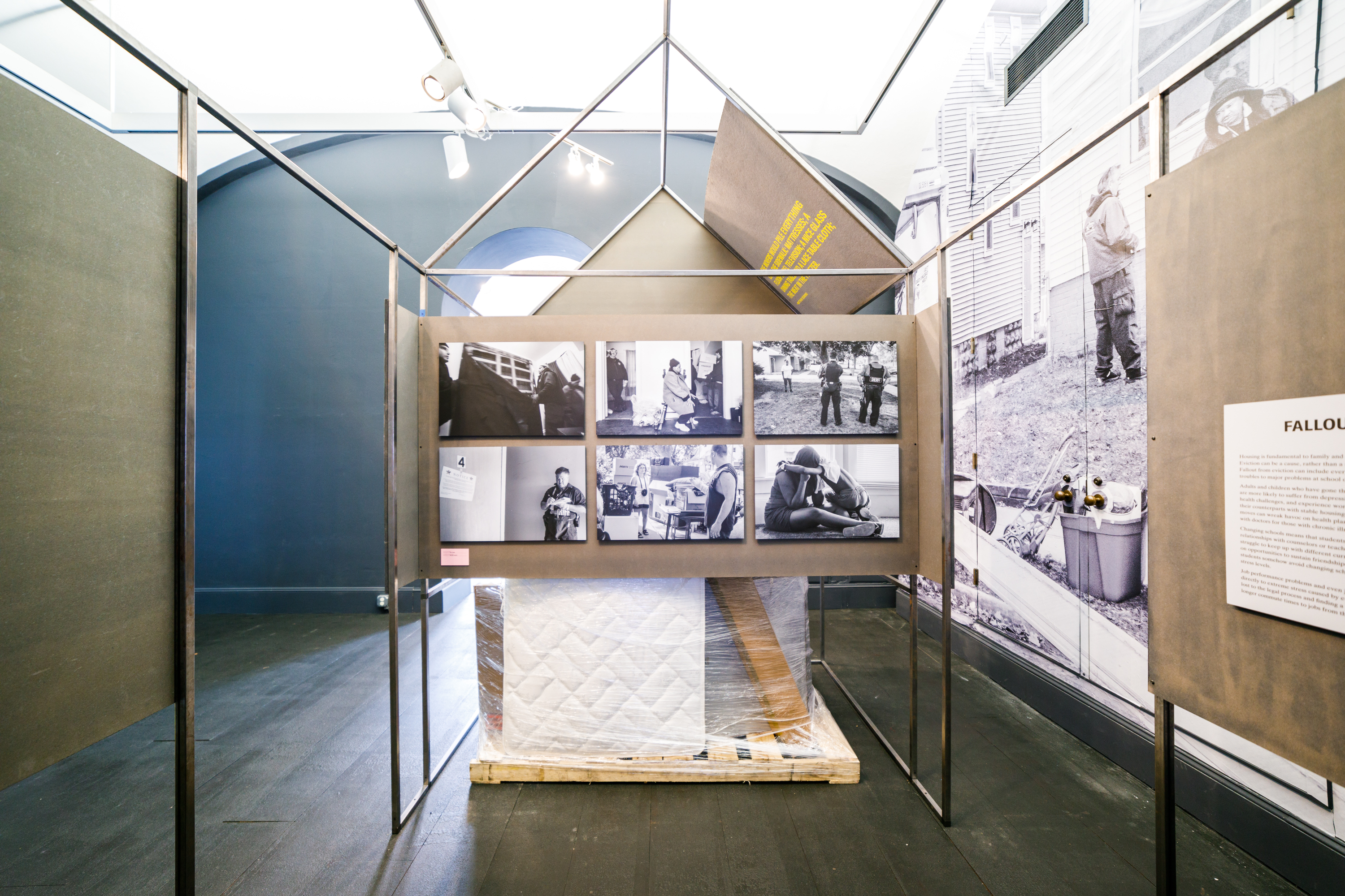 Evicted Exhibition