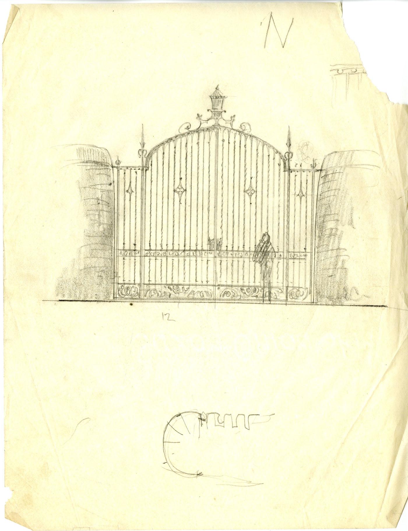 Round Hill Gate