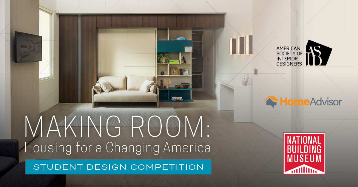 Making Room Housing for a Changing America Student Design