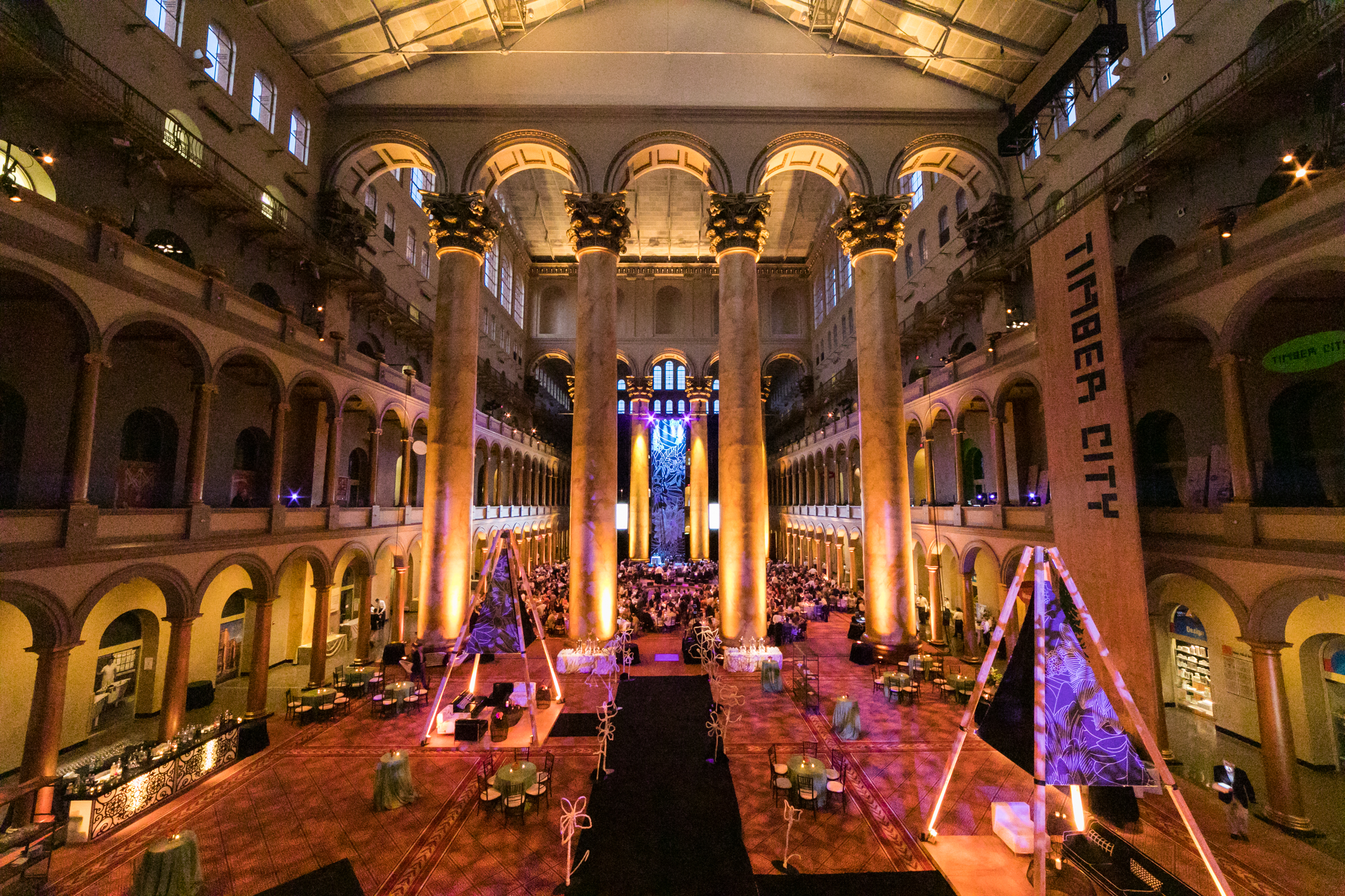 National Building Museum Gala National Building Museum