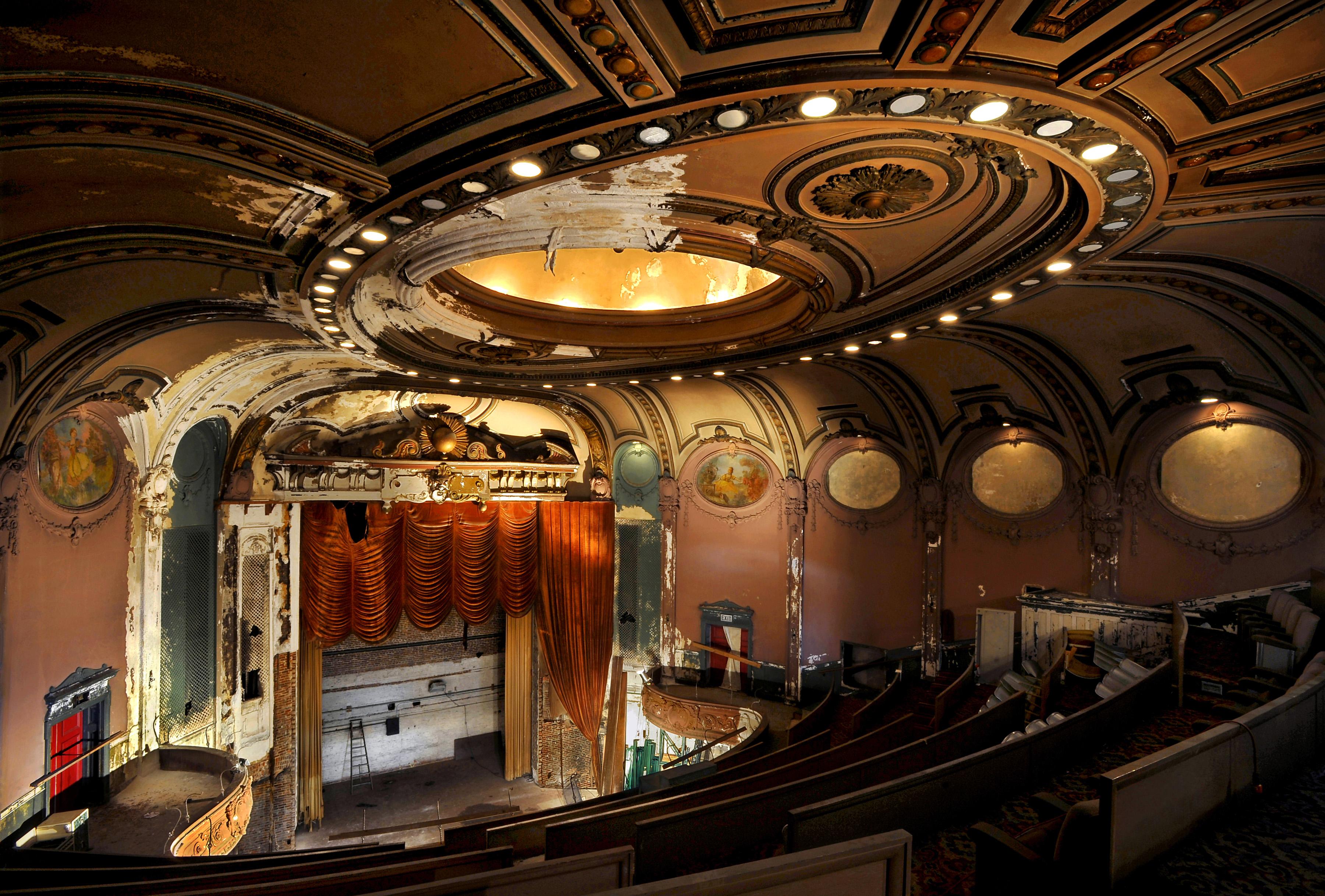 National Building Museum To Open Flickering Treasures Rediscovering Baltimore S Forgotten Movie Theaters National Building Museum