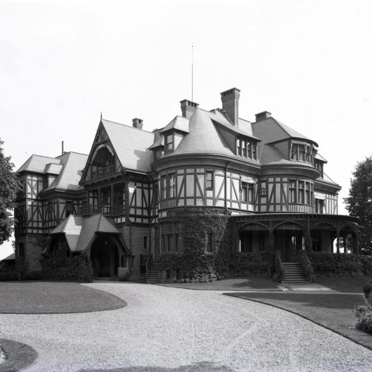 Ellerslie House Exterior