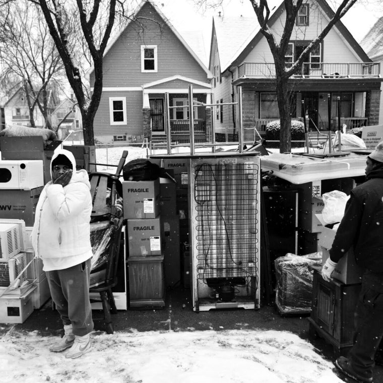 Evicted photo by Sally Ryan.