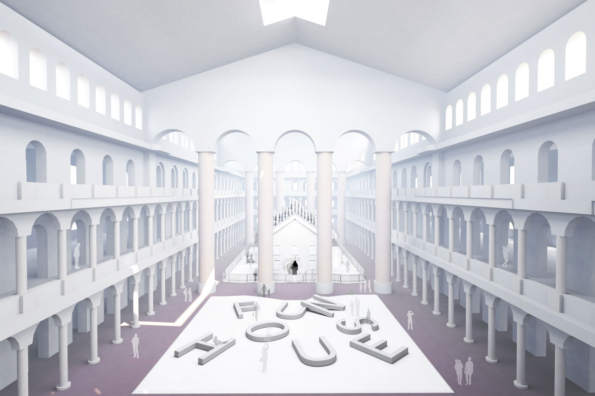Snarkitecture Presents Fun House At The National Building Museum