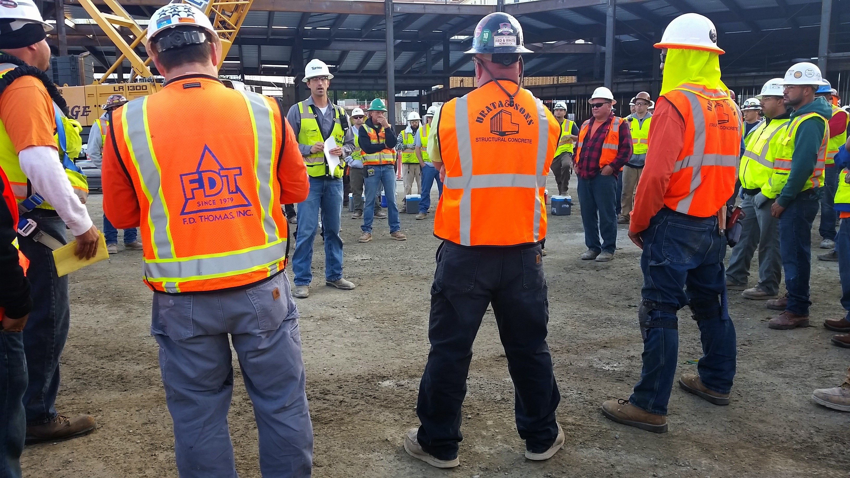CPWR – The Center for Construction Research and Training to Receive