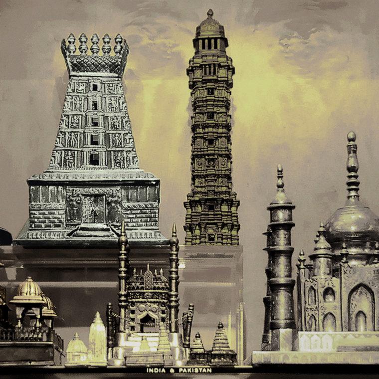 20th Century Souvenir Buildings Collection