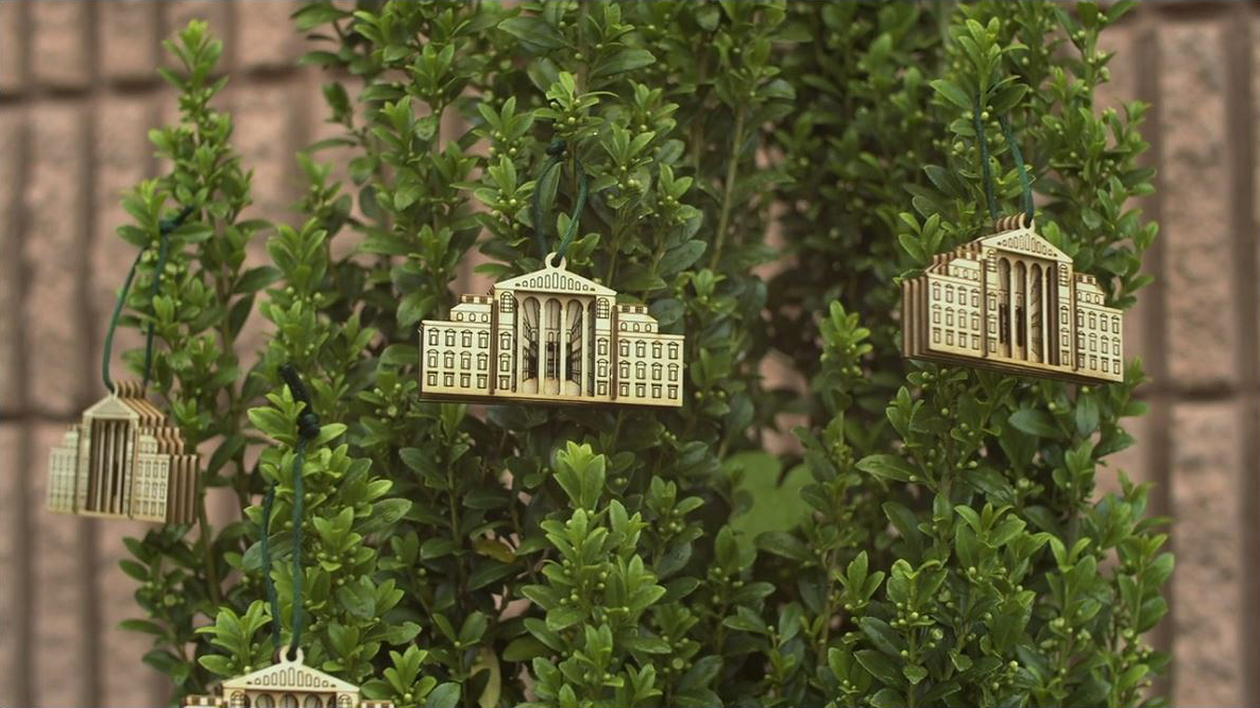 NBM Ornament On A Tree2