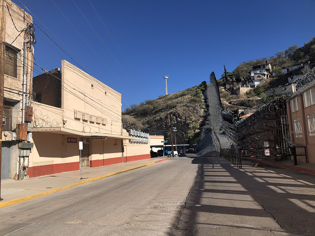 Another former Kress store in Nogales, Arizona