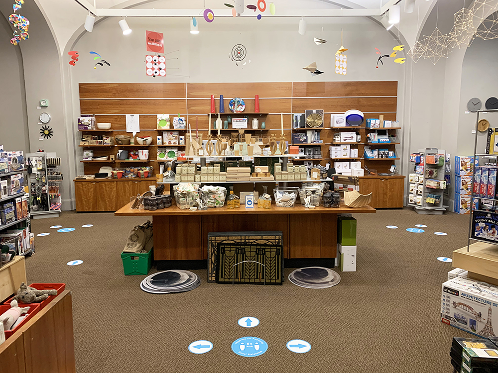 Visit the Museum Shop by Appointment - National Building Museum