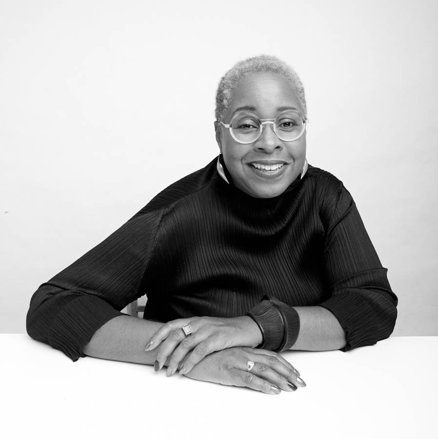Mabel O. Wilson by Dario Calmese